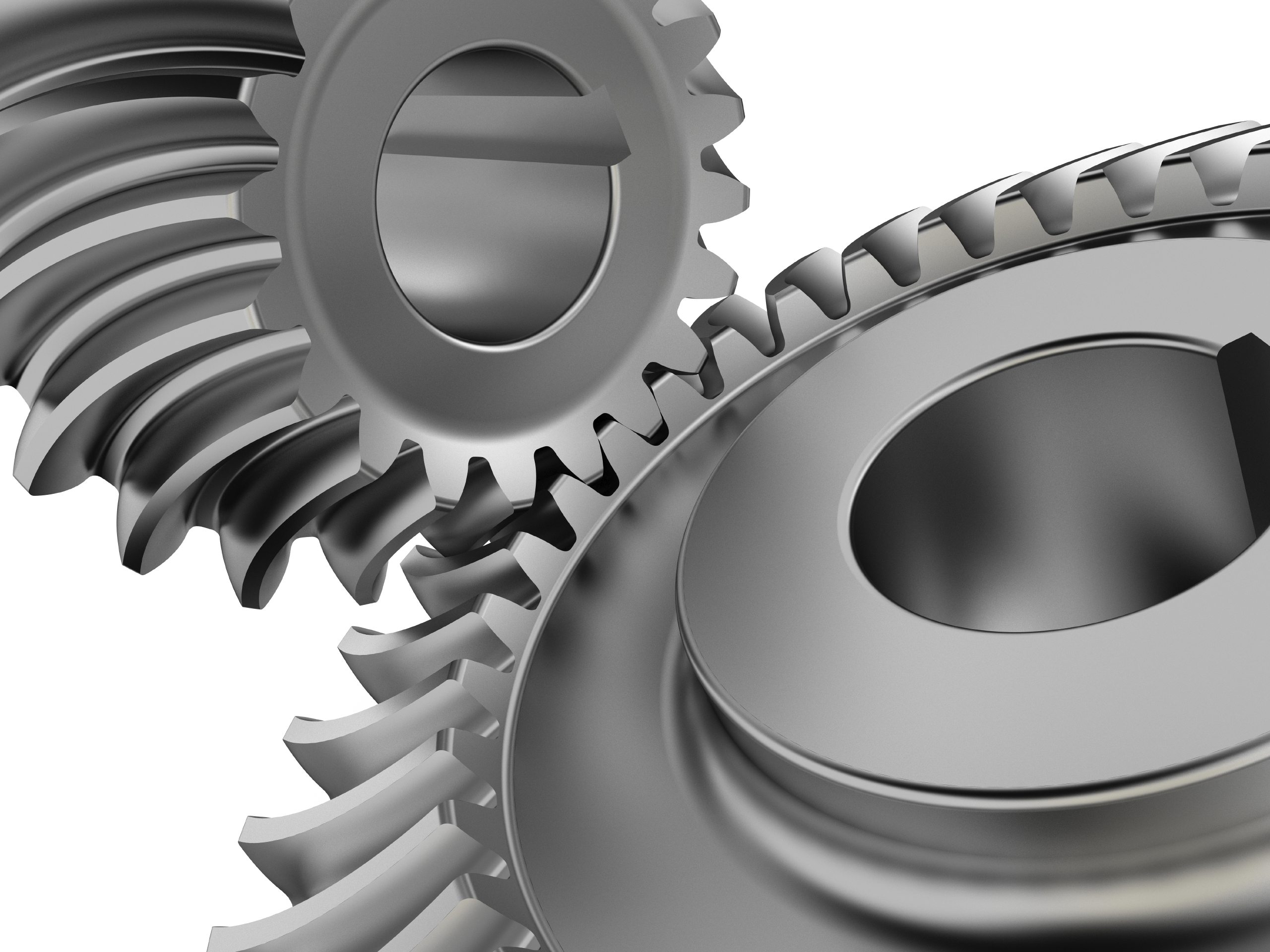 Helical Gears Versus Traditional Worm and Spur Gears