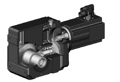 gearmotor